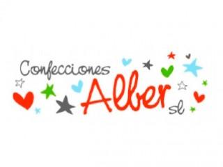 Logotipo Confecciones Alber