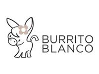 Logotipo Burrito Blanco