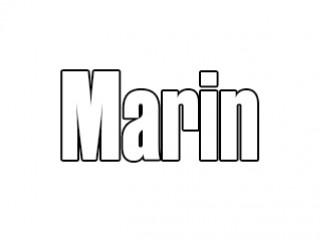 Logotipo Marín