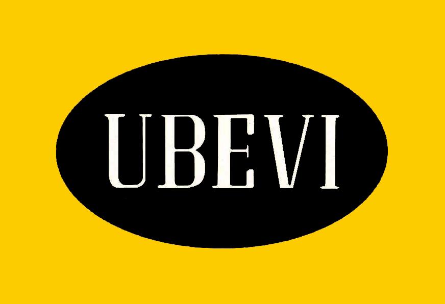 logotipo Ubevi