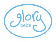 logotipo glory bebé